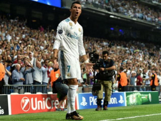 """Real – Ronaldo nhì bảng Cúp C1: """"Mãnh thú"""" chờ đón, nguy cơ loại sớm 3"""