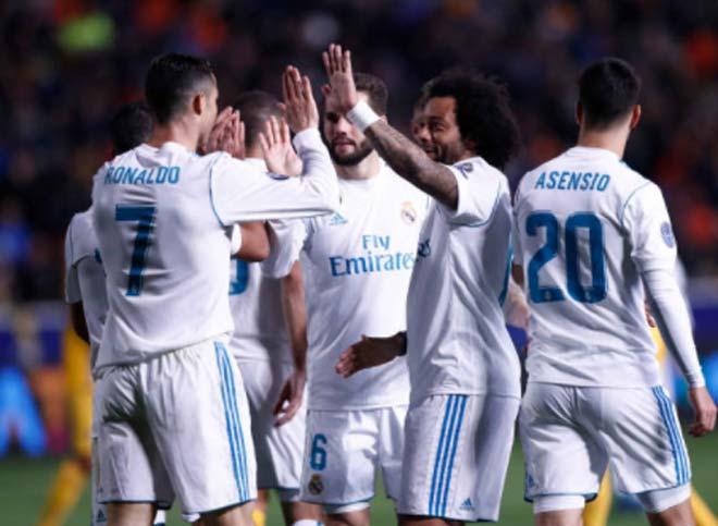 """Ronaldo thăng hoa cúp C1, thê thảm ở Liga: """"Thủ phạm"""" Isco? 1"""