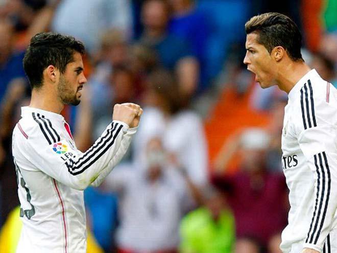 """Ronaldo thăng hoa cúp C1, thê thảm ở Liga: """"Thủ phạm"""" Isco? - 2"""