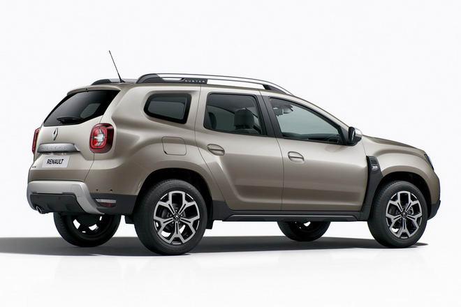Renault Duster 2018 hứa sẽ có giá siêu rẻ - 3