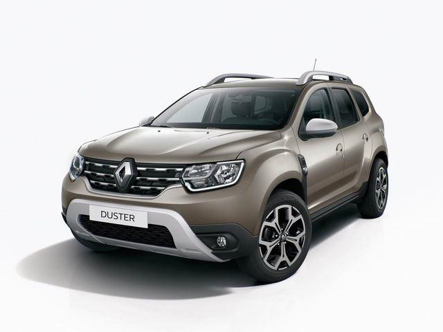 Renault Duster 2018 hứa sẽ có giá siêu rẻ - 1