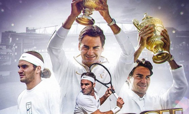 Federer bẩn tính, quậy phá: Câu chuyện không ai ngờ 1
