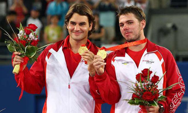 Federer bẩn tính, quậy phá: Câu chuyện không ai ngờ 2