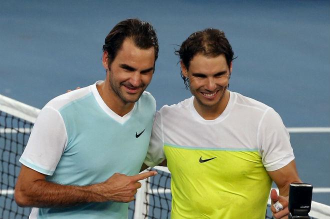 Federer thăng hoa, Nadal bền bỉ: Hai siêu nhân thống trị mùa 2018? 1