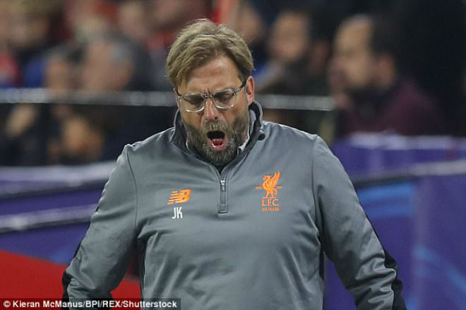 Liverpool thảm họa ngược dòng: Klopp đổ tội học trò, nhận thua 10 bàn 2