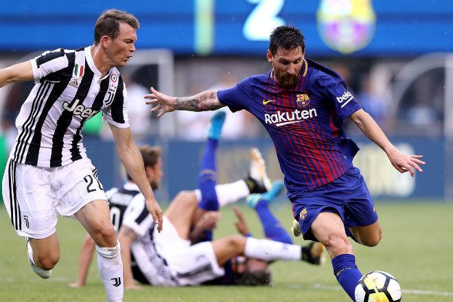 """Juventus - Barcelona: Chờ Messi giải hạn, vùi dập """"Lão bà"""" 1"""