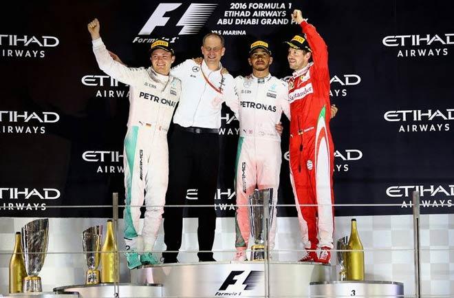 Đua xe F1, Abu Dhabi GP: Kết thúc cuộc chiến & khởi đầu cuộc chiến khác 6