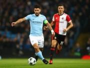 TRỰC TIẾP Man City - Feyenoord: Sterling làm người hùng cuối trận