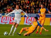 Kết quả bóng đá APOEL Nicosia - Real Madrid: Cú đúp siêu sao, tưng bừng 6 bàn