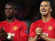 Họp báo MU đá cúp C1: Lukaku thoát tù, Ibra dự bị, Pogba nghỉ