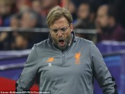 Liverpool thảm họa ngược dòng: Klopp đổ tội học trò, nhận thua 10 bàn