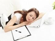 Ngủ trưa 15 phút và tác dụng thần kì