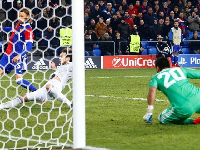 """MU thất bại đau đớn, Mourinho trách học trò toàn """"chân gỗ"""" 4"""