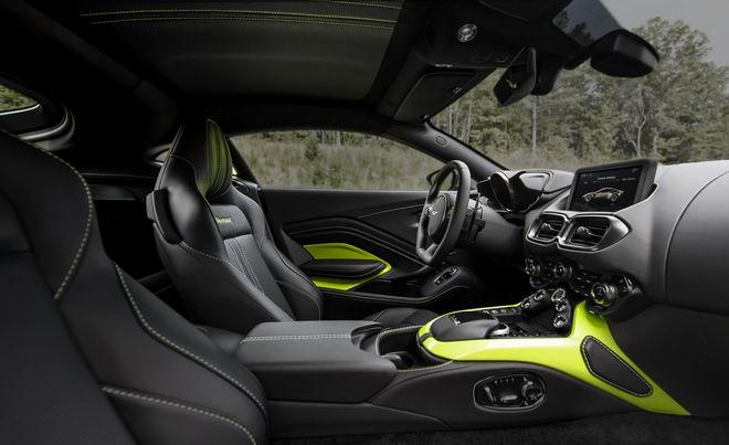 Tuyệt tác Aston Martin Vantage 2018 giá 3,4 tỷ đồng - 4