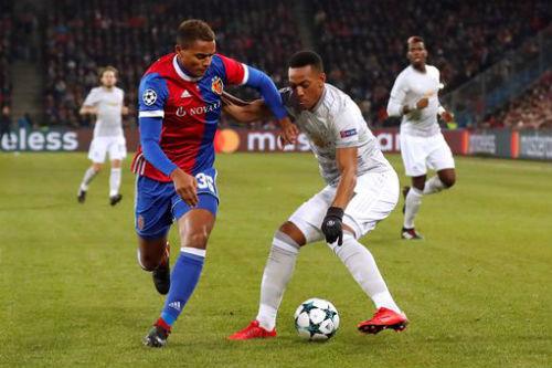 Chi tiết Basel - MU: Cú sốc cuối trận (KT) 22