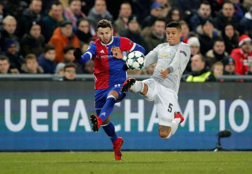 Chi tiết Basel - MU: Cú sốc cuối trận (KT) 23
