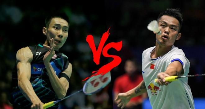 """Cầu lông: Lin Dan, Lee Chong Wei bỏ nhỏ vi diệu, đối thủ """"than trời"""" 1"""