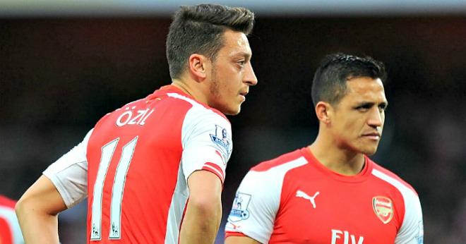 """Arsenal đón """"sóng dữ"""": Sanchez - Ozil bỏ tới PSG, Barca - 1"""