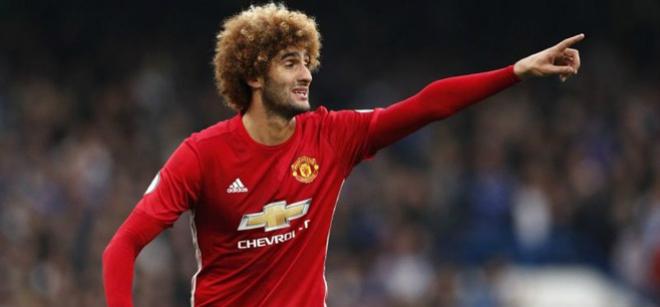Chuyển nhượng MU: PSG bất ngờ hỏi mua Fellaini 1