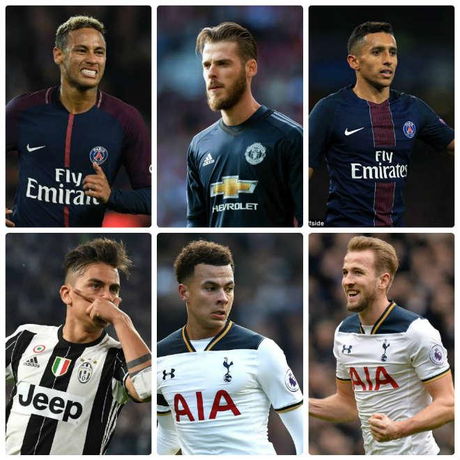 Chuyển nhượng sốc Real: Bộ 3 Neymar-Kane-Dybala thay Ronaldo 1