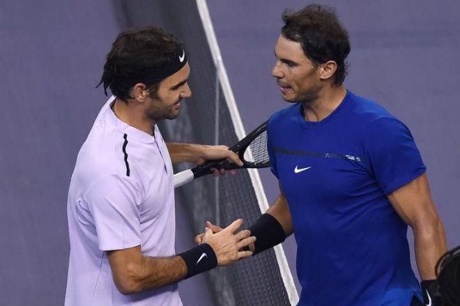 """Federer, Nadal độc bá thiên hạ: Bí mật độc chiêu """"cải lão hoàn đồng"""" 2"""