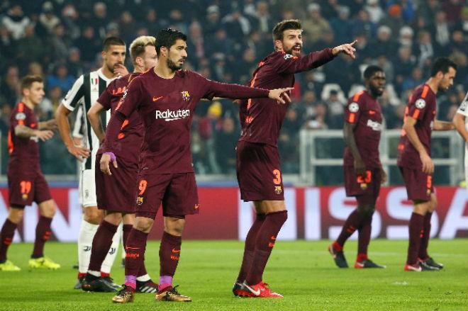 Juventus - Barcelona: Đôi công rực lửa, nghẹt thở tới phút cuối