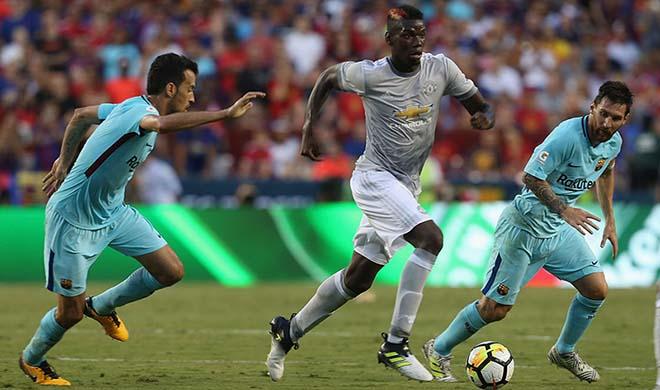 """MU thua đau: Ác mộng gặp Barca - PSG, khổ chiến 1 tuần 3 trận """"chung kết"""" - 2"""