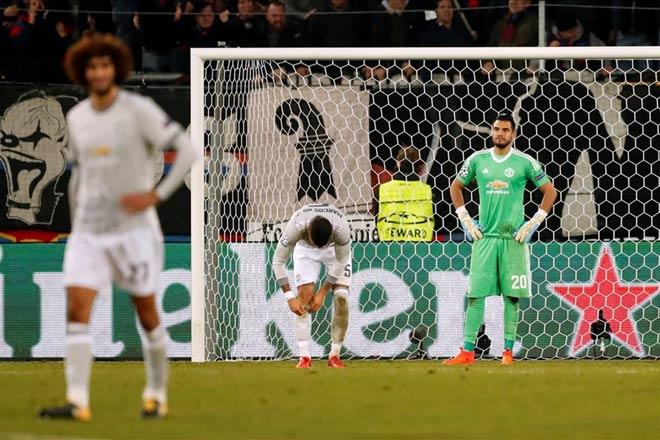 MU thụt lùi 1 tháng thua 3 trận: Mourinho đừng đổ lỗi học trò 2