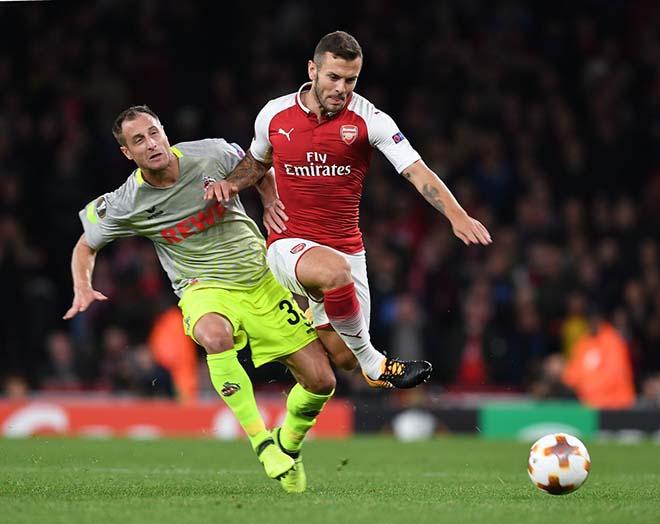 """Cologne - Arsenal: """"Pháo"""" đã lên nòng, Ngoại hạng Anh phủ bóng 1"""
