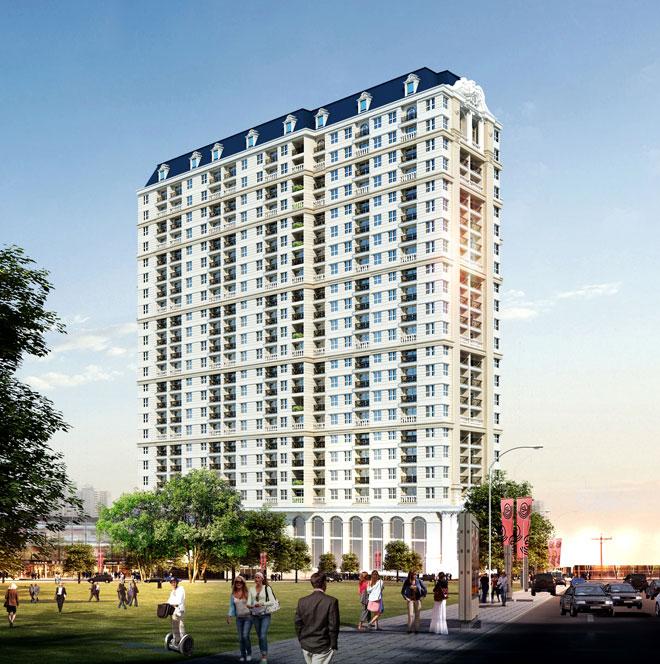 Nhu cầu mua căn hộ diện tích lớn tăng cao trong dịp cuối năm