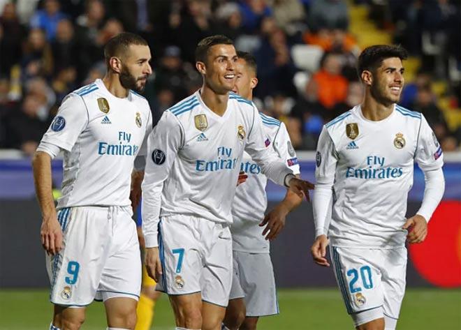 """Real – Ronaldo nhì bảng Cúp C1: """"Mãnh thú"""" chờ đón, nguy cơ loại sớm - 1"""