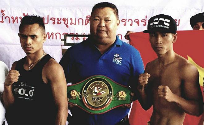 Chi tiết Trần Văn Thảo - Lumoly: 13 giây, cú knock-out lịch sử (Tranh đai boxing WBC) 5