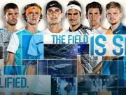Tin thể thao HOT 23/11: ATP Finals đạt lượng người xem kỷ lục