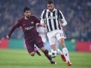 TRỰC TIẾP Juventus - Barcelona: Đội khách ép sân