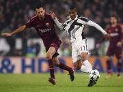 Juventus - Barcelona: Vận đen cột dọc và penalty bị từ chối (Hiệp 1)