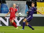 Anderlecht - Bayern Munich: Rượt đuổi trong hiệp 2