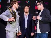 """Huyền thoại MMA châu Á thách đấu  """" độc cô cầu bại """"  thế giới"""