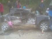 Vụ 4 người tử vong trong xe ô tô: Xét nghiệm ma túy tài xế