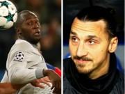 """MU thua sốc, Lukaku  """" vô hại """" : Báo chí Anh  """" mỉa mai """"  Mourinho, cầu cứu Ibra"""