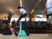 """Nếu lỡ chuyến bay bạn nên làm gì cho...  """" ngầu """" ?"""
