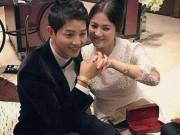 Song Hye Kyo tổ chức sinh nhật giữa tin bầu bí