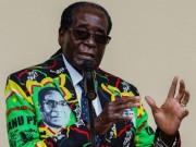 """Tổng thống Zimbabwe Mugabe từ chức, Trung Quốc càng  """" được mùa """" ?"""
