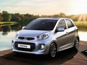 Kia Morning trở thành xe hạng A rẻ nhất Việt Nam