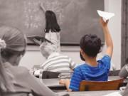 Phân biệt trẻ hiếu động với mắc chứng tăng động