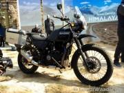 Royal Enfield sẽ ra mắt phiên bản Himalaya ABS