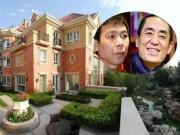 Lóa mắt trước biệt phủ của 2 đạo diễn giàu nứt đố đổ vách làng giải trí Hoa ngữ