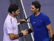 Federer, Nadal độc bá thiên hạ: Bí mật độc chiêu  cải lão hoàn đồng