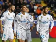 Real - Ronaldo nhì bảng Cúp C1:  Mãnh thú  chờ đón, nguy cơ loại sớm