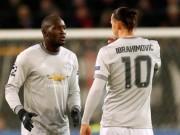 """MU thua sốc: Mourinho trả giá vì rút Pogba, Lukaku bị chê  """" chậm hiểu """""""