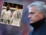 MU thụt lùi 1 tháng thua 3 trận: Mourinho đừng đổ lỗi học trò